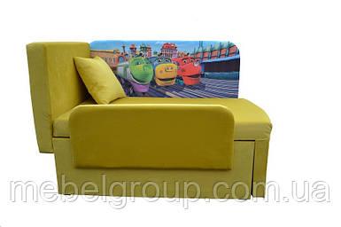 Детский диван Мультик с принтом