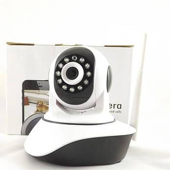 IP-камера Sparta Wi-Fi 360° SS20R10XM  ( Беспроводная wifi камера/11 светодиодов/ночная съемка)