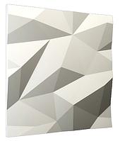 Гипсовые 3д панели Кристаллы