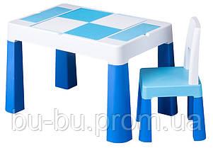 Стол и стул Tega Multifun Eco MF-004 104 blue