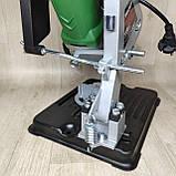 Стійка під Болгарку + Болгарка Craft-tec PXAG - 125 коло в комплекті, фото 6