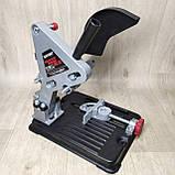 Стійка під Болгарку + Болгарка Craft-tec PXAG - 125 коло в комплекті, фото 2