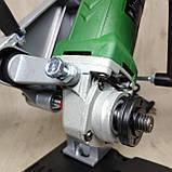 Стойка под Болгарку + Болгарка Craft-tec PXAG- 125 круг в комплекте, фото 9