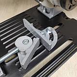 Стійка під Болгарку + Болгарка Craft-tec PXAG - 125 коло в комплекті, фото 10
