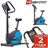 Магнитный велотренажер HS-035H Leaf Blue