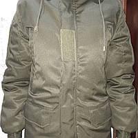 Куртка зимова, Нацгвардія, Прикордонна служба, олива.