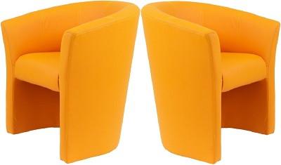 Кресло Бум желтое - картинка