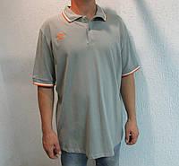 Мужская футболка Umbrо 510314 серая код 052 в