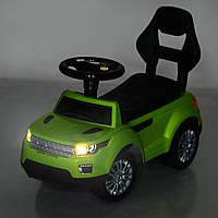 Каталка-толокар автомобиль музыкальный Bambi Land Rover FD-6805-5
