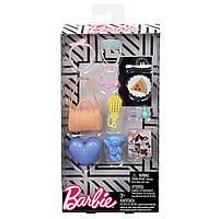 Набор аксессуаров для куклы Barbie Пижамная вечеринка FLP80, фото 3