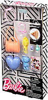 Набор аксессуаров для куклы Barbie Пижамная вечеринка FLP80, фото 4