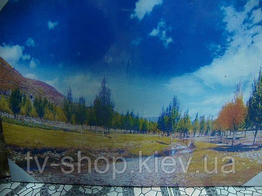 Репродукция картины на дереве Осень