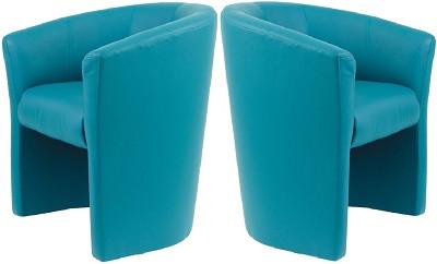 Кресло Бум голубое - картинка