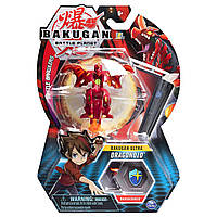 Бакуган Ультра Драгоноид Bakugan Battle Planet Ultra Dragonoid Spin Master. Оригинал