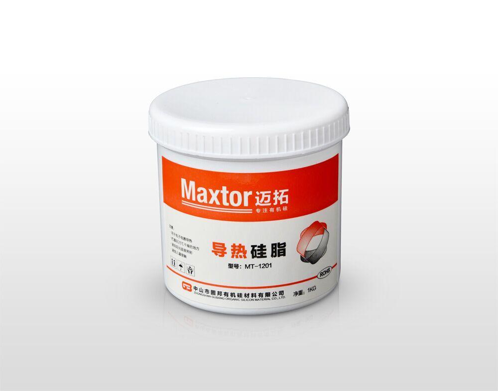 Термопаста Maxtor МТ-1201 (0,8 Вт/м-К) 1кг.