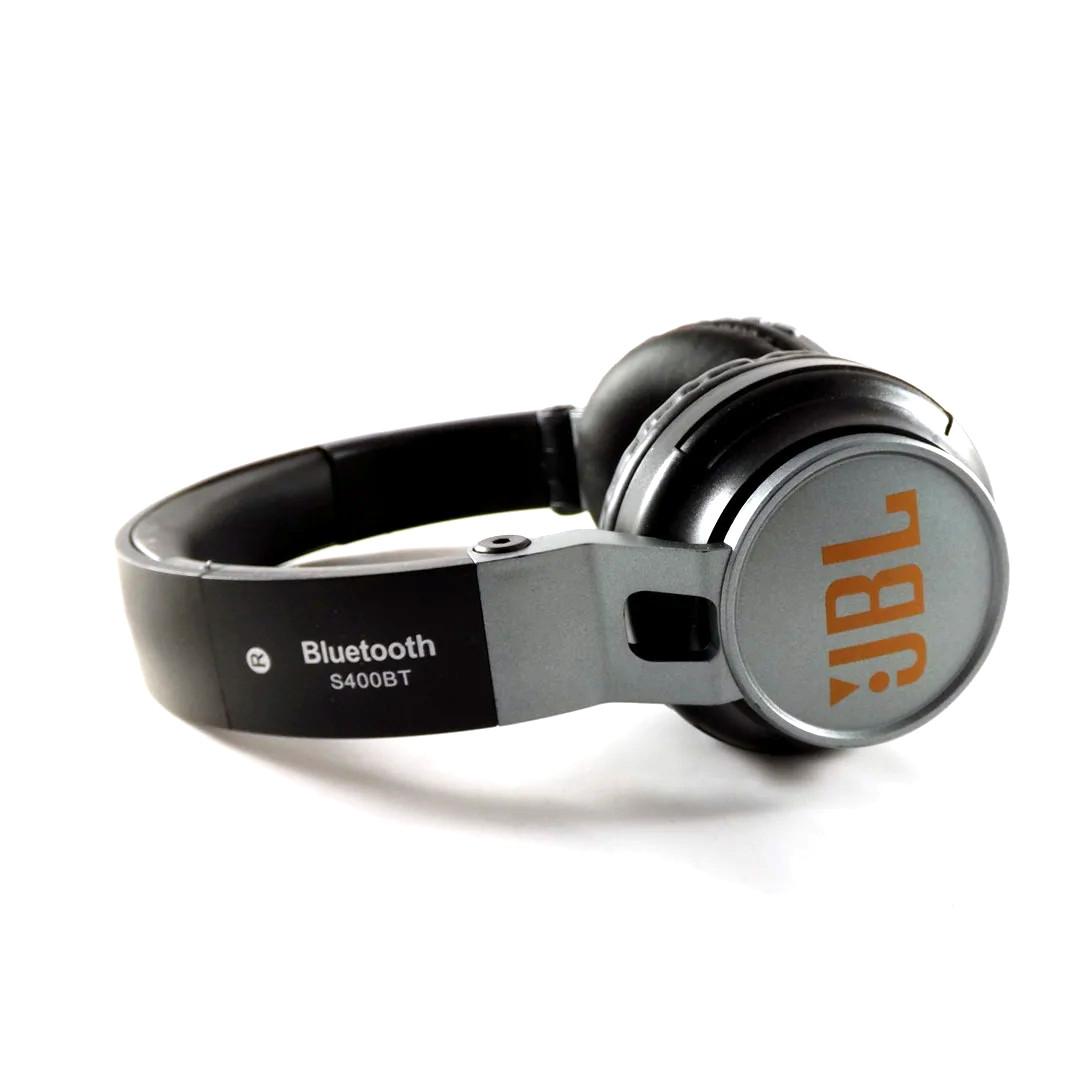 Наушники беспроводные Bluetooth JBL S400 BT (Black) (Блютузные наушники JBL)