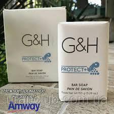 G&H PROTECT+™ Мыло 6-в-1 (6 брусков x 150 г)