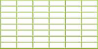 Плитка ПВХ Регул Фоновая белая 0,4х477х957мм