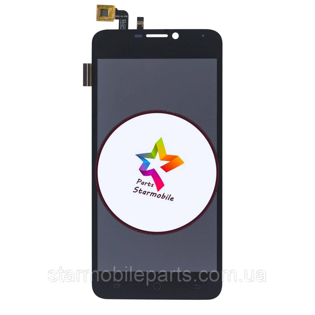 Дисплей Assistant AS-5431 Prima + сенсор черный