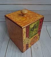 """Короб для сыпучих продуктов """"Золотой дракон"""""""