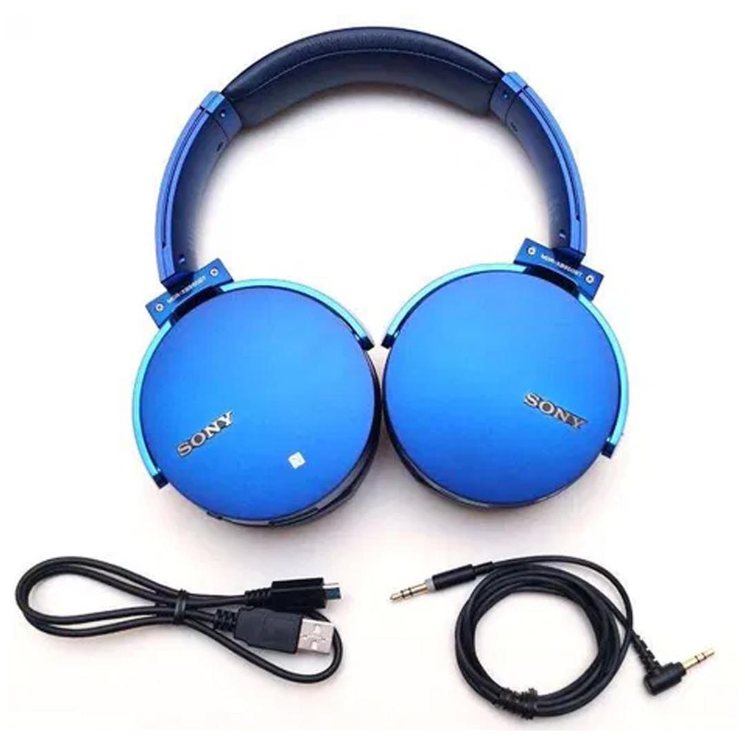 Беспроводные Накладные Bluetooth наушники Sony MDR-XB950BT ( Беспроводные наушники Сони 950)