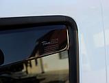 Дефлектори вікон вставні Fiat Doblo / Opel Combo 2010 -> 2D, 2шт, фото 3