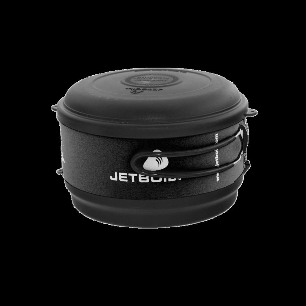 Каструля Jetboil - FluxRing Cook Pot Black, 1.5 л (JB CPT15)