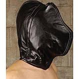 Кожаная маска для лица, фото 2