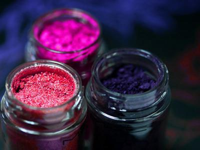 "Пигмент косметический ""Ultramarine pink"""