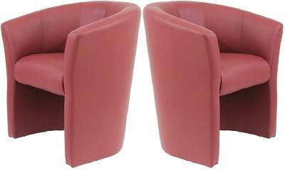 Кресло Бум брусничное - картинка
