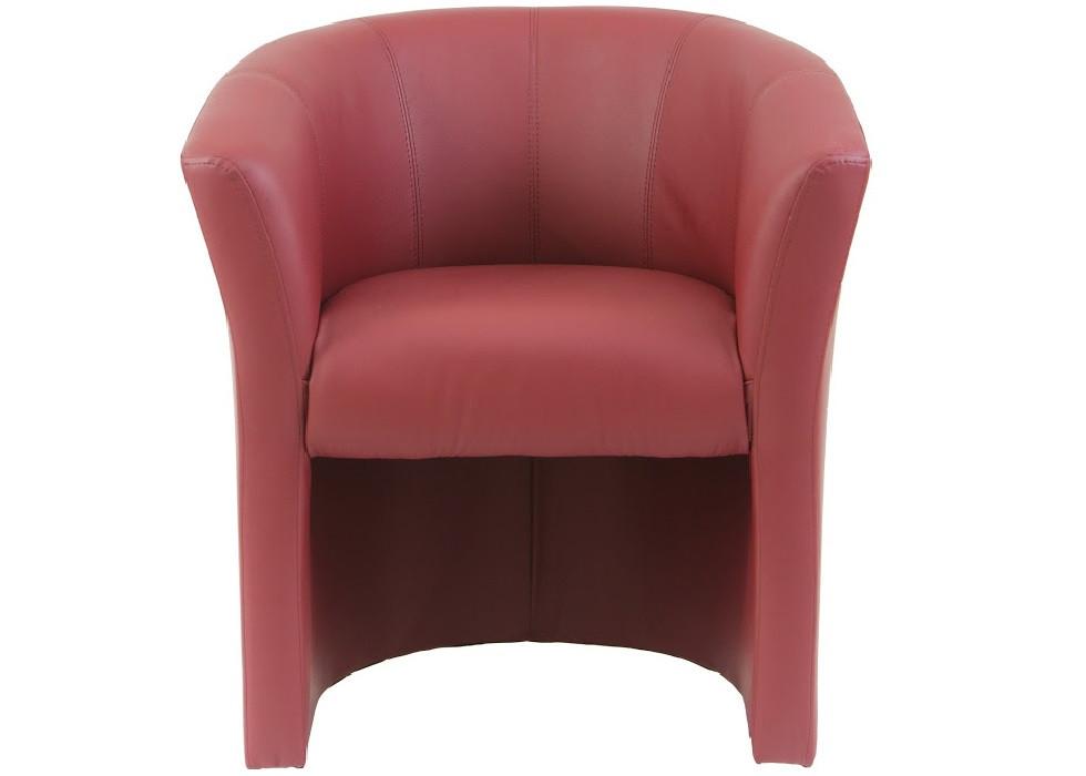 Кресло Бум брусничное Rich