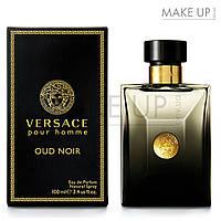 Мужская парфюмированная вода Versace Pour Homme Oud Noir edp 100 мл. | Лицензия Объединённые  Арабские Эмираты
