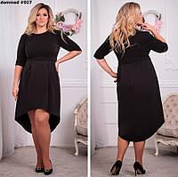 Платье Люрекс #27 (р.48-58)\ черый, фото 1