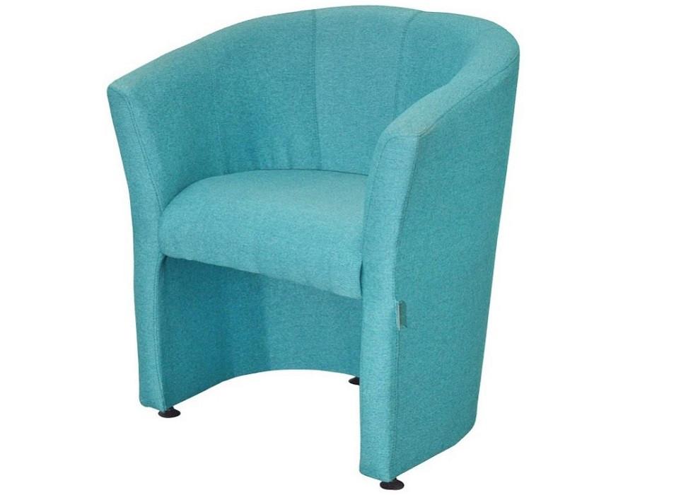 Кресло Бум светло-голубое Rich