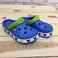Детские кроксы Crocs Crocband Mickey ІI Kids 34 разм. J3, фото 1