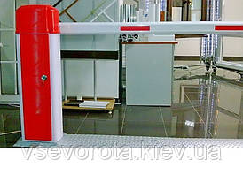 Шлагбаум автоматический GANT стрела телескоп 3.7-6 м