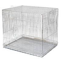 Клетка для содержания и транспортировки средних животных и птиц Универсальная