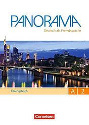 Panorama A2 Übungsbuch DaF mit Audio-CDs