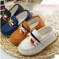 Стильные туфельки для мальчика, фото 1