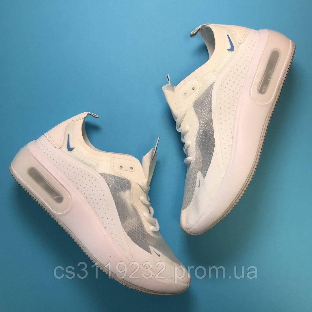 Мужские кроссовки Nike Air Max Dia White (белые)