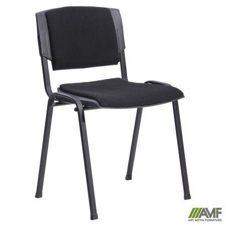 Офисный стул Призма Чёрный каркас/Ткань А AMF