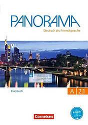 Panorama A2.1 Kursbuch