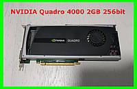 NVidia Quadro 4000 2048Mb GDDR5 256bit PCI-Ex (DVI, 2 x DisplayPort)