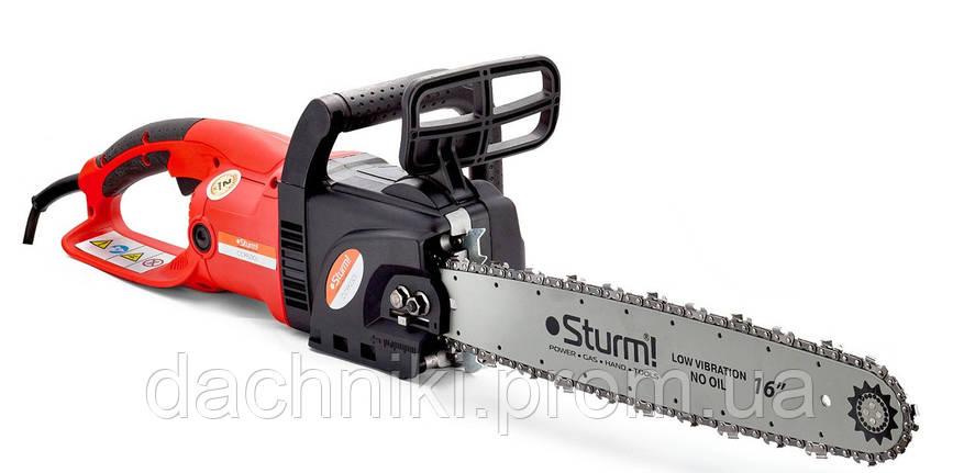 Электропила Sturm СС9923OL (безмасляная), фото 2