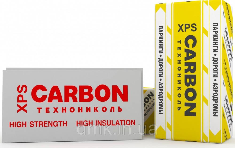 Экструдированный пенополистирол Технониколь Карбон SOLID 700 1180Х580 50 мм