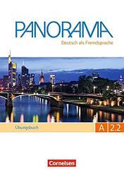 Panorama A2.2 Übungsbuch DaF mit Audio-CDs