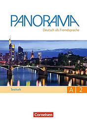 Panorama A2 Testheft mit Hor-CD