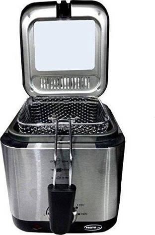 Фритюрница из нержавеющей стали, 1,5 литра, фото 2