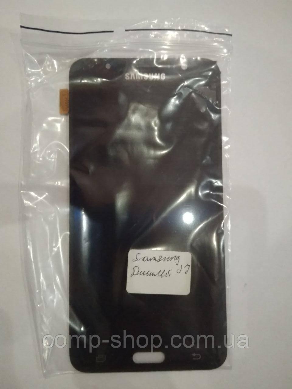 Дисплей Samsung J7 оригинал бу, запчасть с разборки