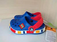 Кроксы детские Crocs Crocband LEGO 34 разм. J3, фото 1